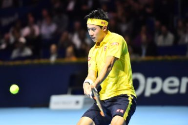 「テニス SWISS INDOORS 2016 BASEL」 Text 畠山喜代子