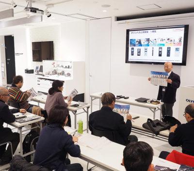 オリンパス「ICレコーダー・リニアPCMレコーダー」製品説明会開催