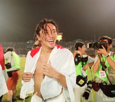 六川則夫撮影『ジョホールバル1997 20年目の真実』第31回東京国際映画祭上映決定のお知らせ