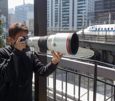 ソニーマーケティング株式会社「α9・FE400mmF2.8GM体験会」開催